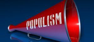 Camminare con il popolo per combattere il populismo